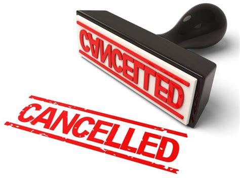 Corona Virus cancels concert